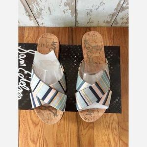 Sam Edelman Hattie Slip On Sandals